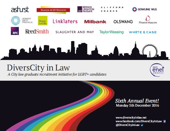 DiversCity in Law 2016 - poster a
